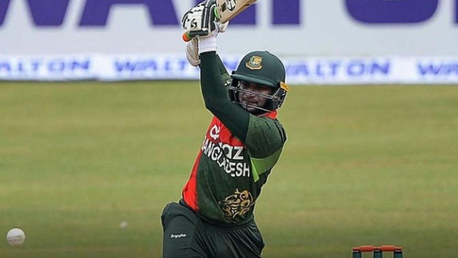 Shakib stars as Tigers beat Zimbabwe to win ODI series
