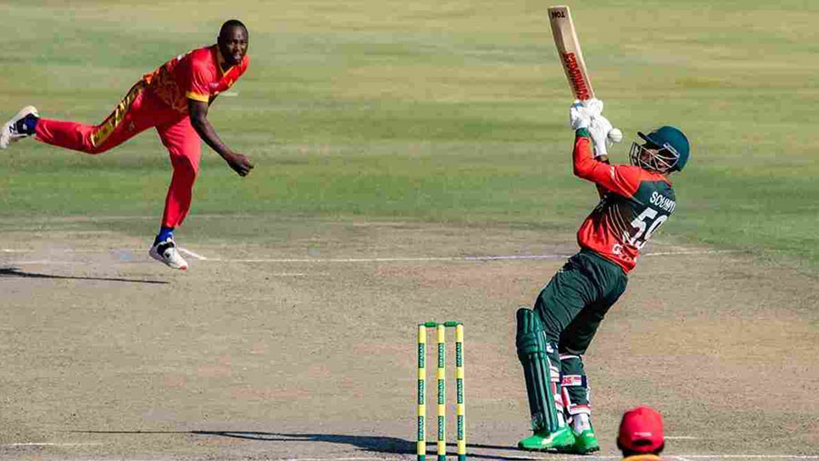 Tigers seal T20 series to end Zimbabwe tour