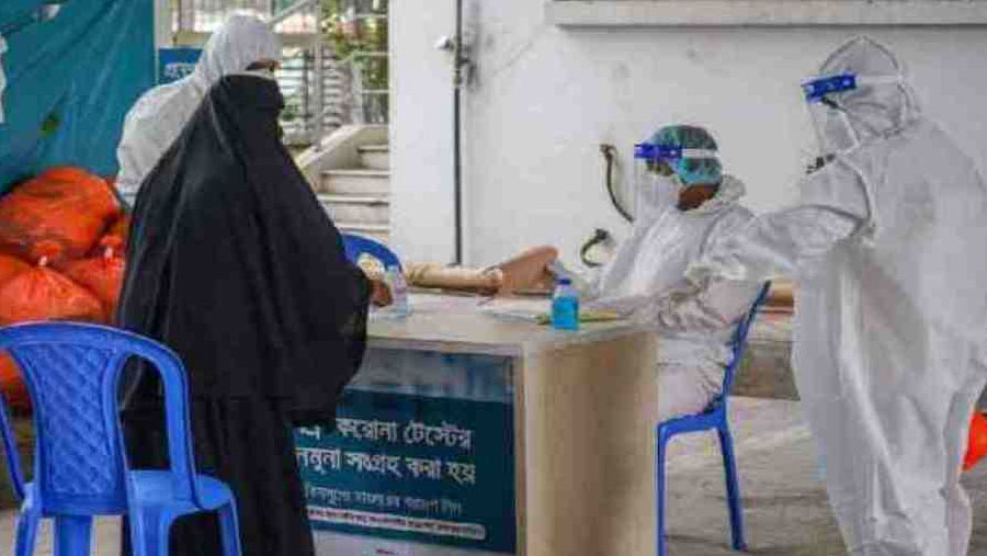Bangladesh records highest Covid-19 deaths, cases in a day