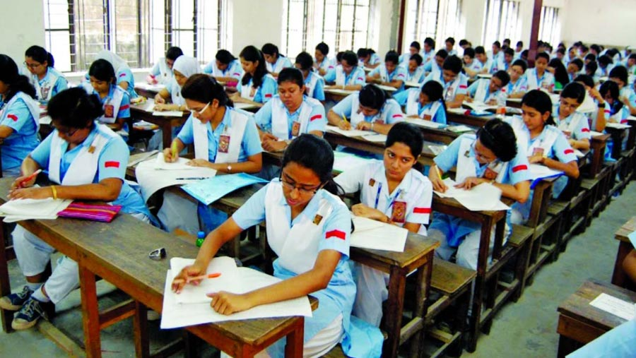 SSC, HSC examinations to be held on three subjects