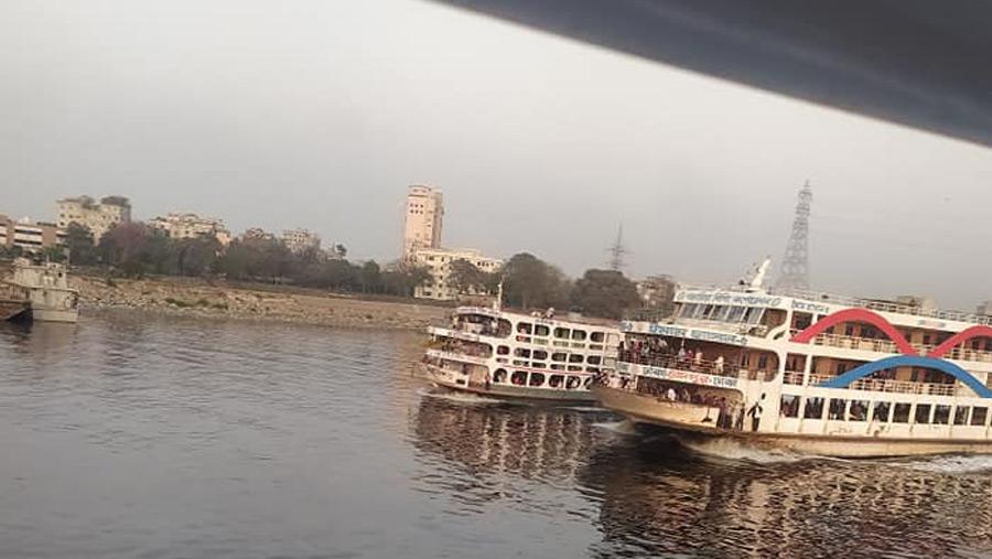 Passenger vessels to run till Monday noon