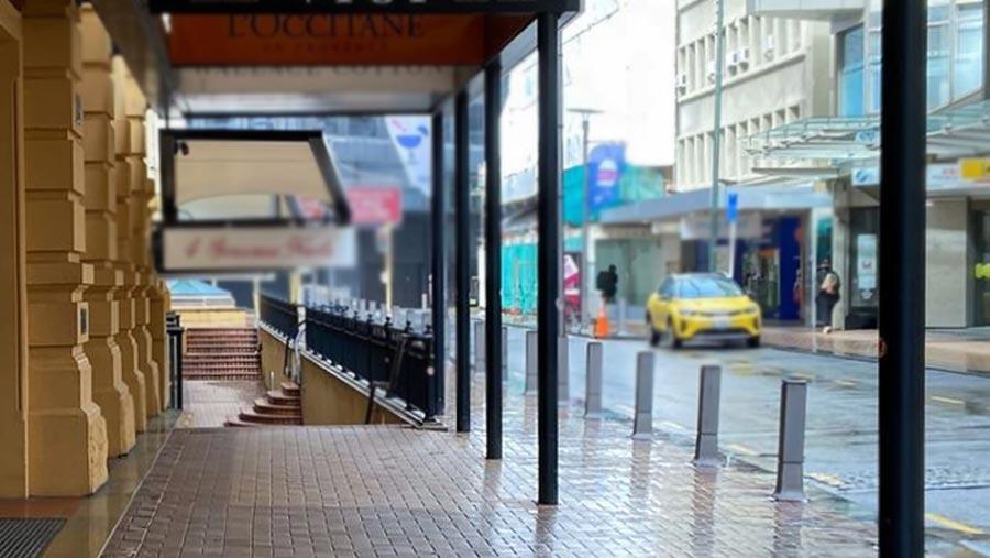 New Zealand goes into lockdown over single virus case