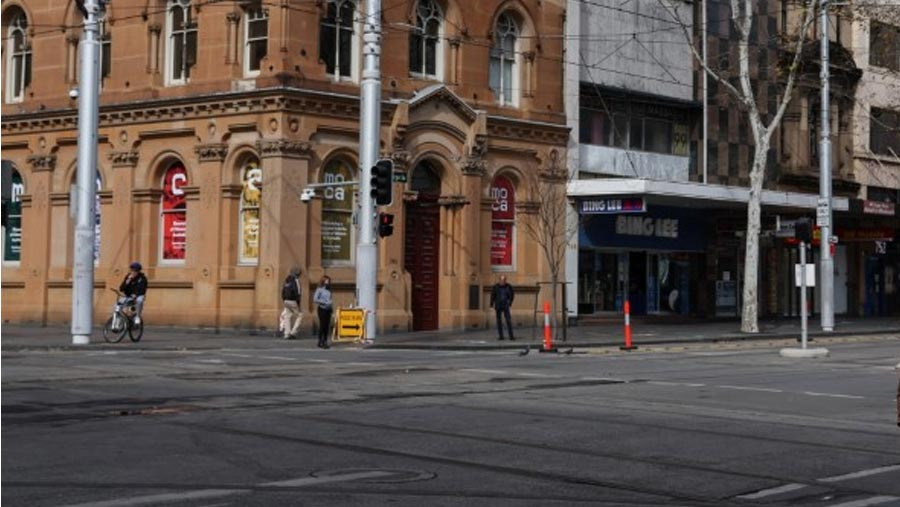 Melbourne extends sixth virus lockdown