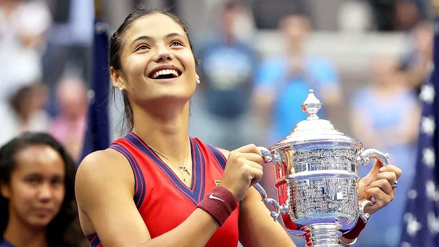 Emma Raducanu clinches US Open title
