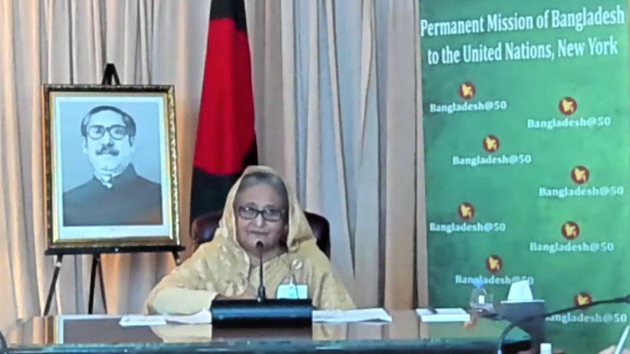 PM calls for global roadmap to achieve SDGs fighting Coronavirus
