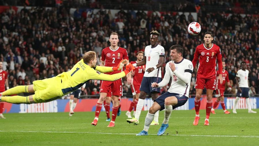 Qatar 2022 qualifying: England 1-1 Hungary