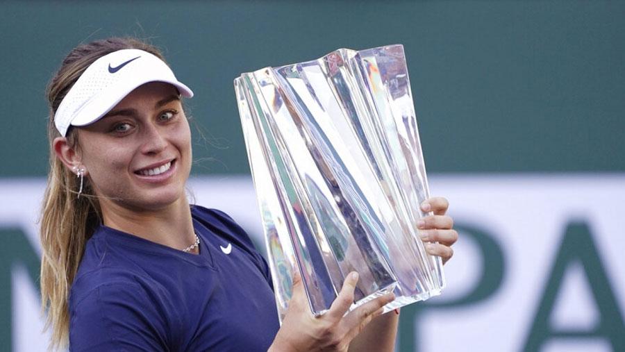 Badosa beats Azarenka to capture Indian Wells title